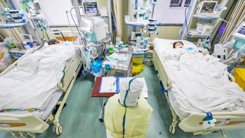 """โควิด : จีนผงะไวรัส """"โผล่ซ้ำ"""" ห่างนานสุด 6 เดือนหลังป่วยครั้งแรก"""
