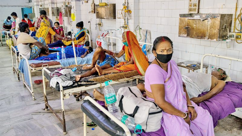 """โควิด : อินเดียทุบสถิติ """"วันเดียว"""" ป่วยทะลุ 6.7 หมื่นคน อินโดฯ ติดเชื้อเกิน 1.3 แสนราย"""