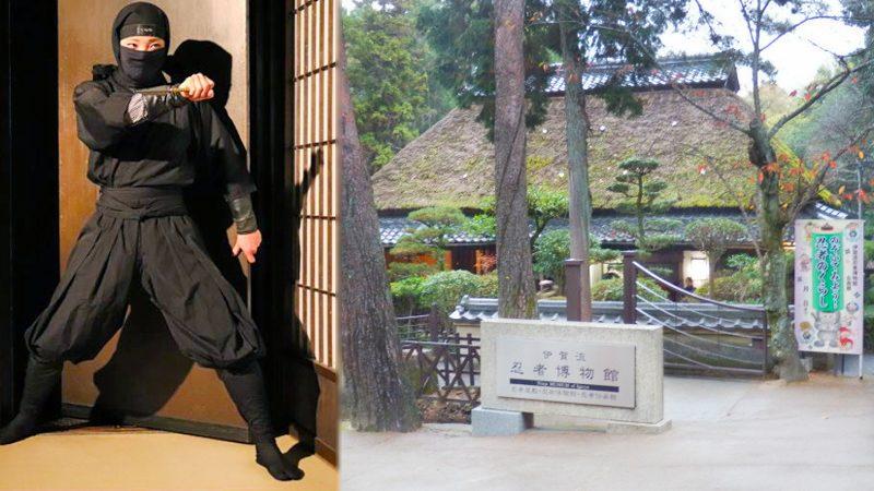"""โจรบุก """"พิพิธภัณฑ์นินจา"""" ใช้เวลา 3 นาที-ฉกตู้เซฟหนัก 150 ก.ก. พร้อมเงิน 3 แสน (คลิป)"""