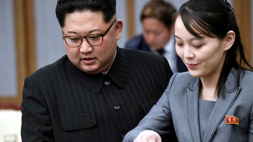 """เกาหลีเหนือ: คิม จอง-อึน มอบหมายงานให้ คิม โย-จอง """"รับผิดชอบมากขึ้น"""""""