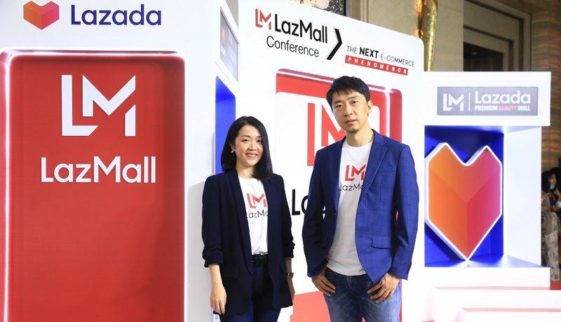 ลาซาด้าจับมือสยามเซ็นเตอร์ เปิด Lazada On Ground ป๊อปอัพสโตร์แห่งแรกในไทย-ลั่นสินค้าปลอมคืนเงินให้ 5 เท่า