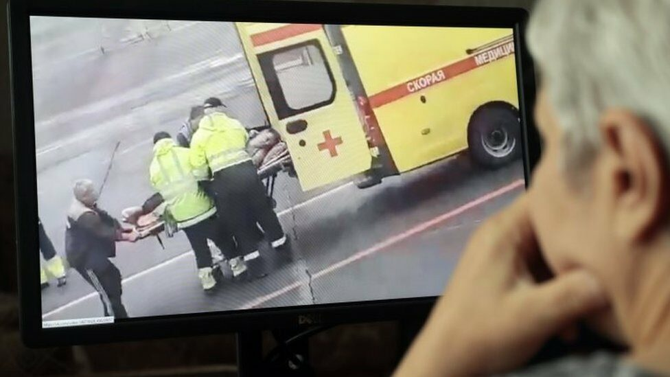 """เยอรมนีส่งเครื่องบินพยาบาลไปรับผู้นำฝ่ายค้านรัสเซียที่ป่วยจาก """"สารพิษ"""" แต่แพทย์ไม่อนุญาตชี้อาการไม่ดีพอจะเคลื่อนย้ายไปต่างประเทศ"""