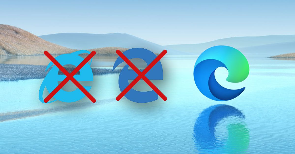 Microsoft ประกาศยุติการสนับสนุน IE 11 และ Edge Legacy หนุนใช้ New Edge