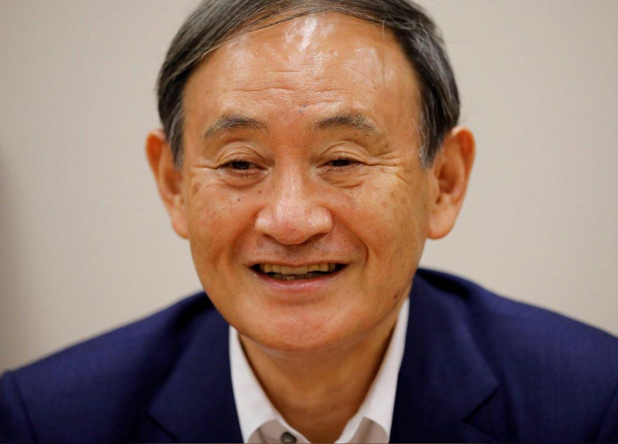 เอ็นเอชเคเผย 'โยชิฮิเดะ สุงะ' มาแรง ศึกชิงเก้าอี้นายกฯญี่ปุ่นคนใหม่