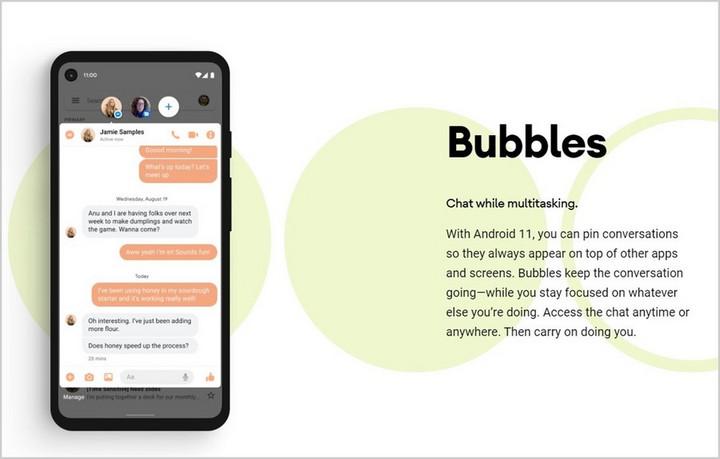 กูเกิลเปิดตัวระบบปฏิบัติการมือถือ 'Android 11' อย่างเป็นทางการ