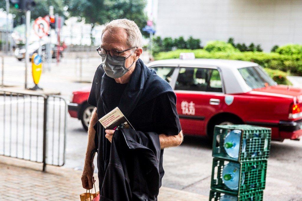 ช่างภาพสวิสในคลิปไวรัล ขึ้นศาลฮ่องกงคดีสร้างความวุ่นวาย