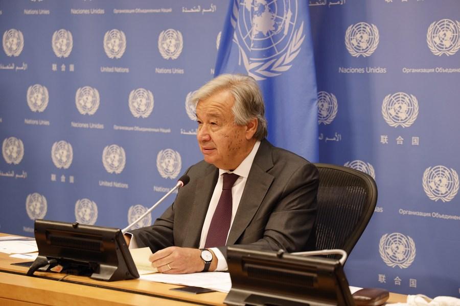 UN ร้องนานาชาติใช้โอกาสฟื้นฟูจากโควิด-19 แก้ปัญหา 'โลกร้อน'