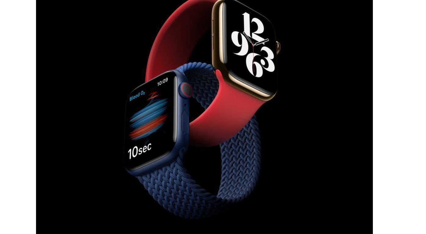 เปิดตัว Apple Watch Series 6 พร้อมแอพและเซ็นเซอร์วัดออกซิเจนในเลือด ตัวเรือนแบบใหม่