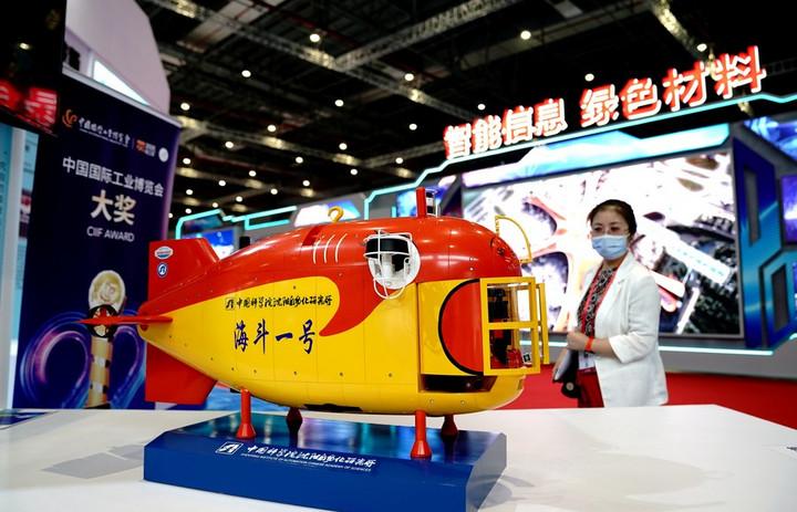 เซี่ยงไฮ้เปิดม่านงานแฟร์อุตสาหกรรมนานาชาติจีน