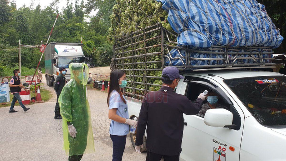 """ประจวบฯ ยกกราดเต็มที่ กันทะลักเข้าไทย หลัง """"มะริด"""" พบติดโควิดแล้ว 5 คน กักตัวอีก 300"""