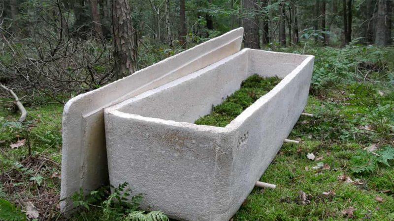 นวัตกรรมโลงศพเส้นใยรามาแล้ว ใช้ครั้งแรกที่เนเธอร์แลนด์
