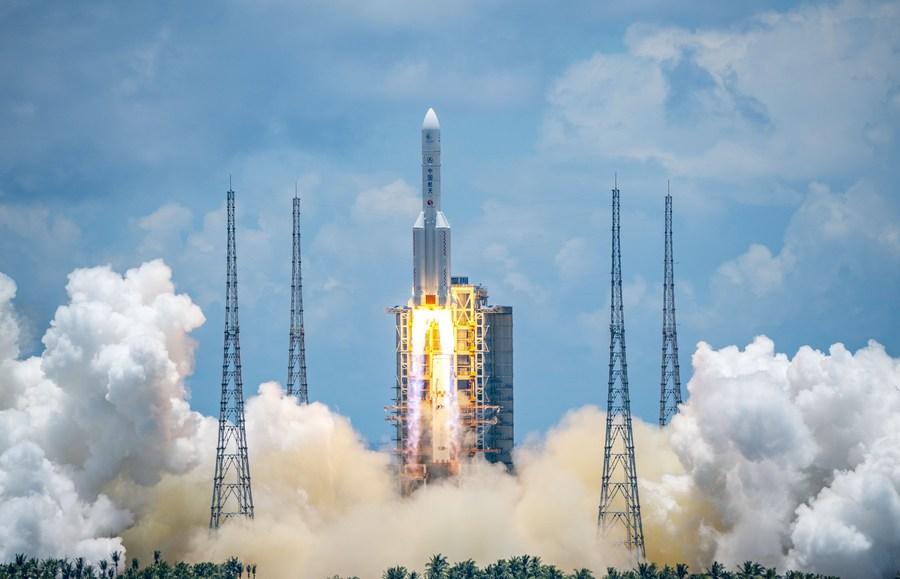 'ยานสำรวจดาวอังคาร' ฝีมือจีน ทะยานไกล '155 ล้านกม.' แล้ว