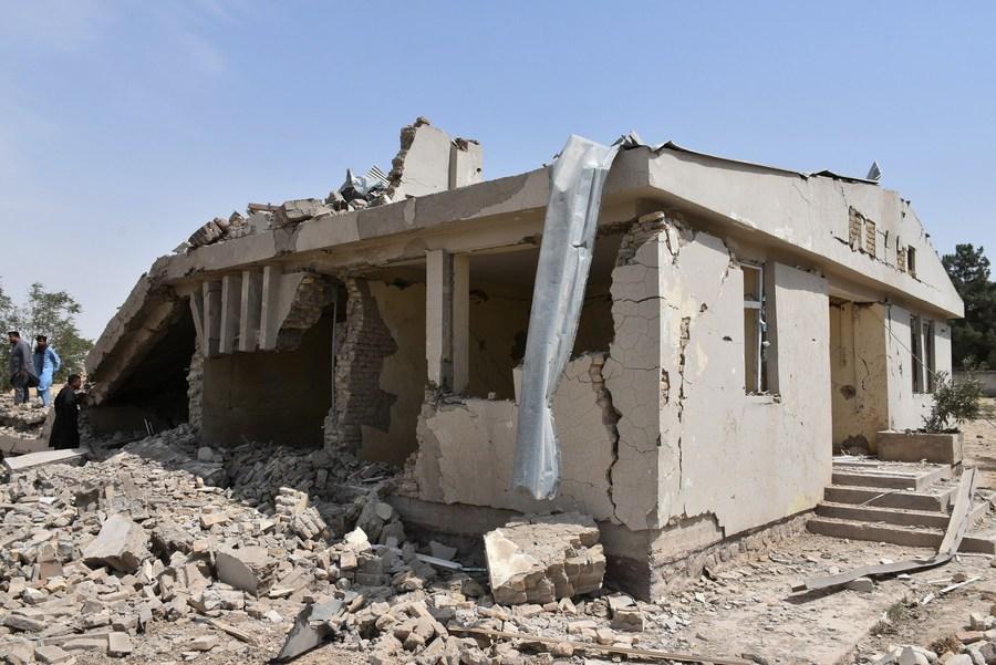 ตาลีบันก่อเหตุโจมตี 2 เขตทางเหนือของอัฟกัน ดับ 21 รายรวมตำรวจ