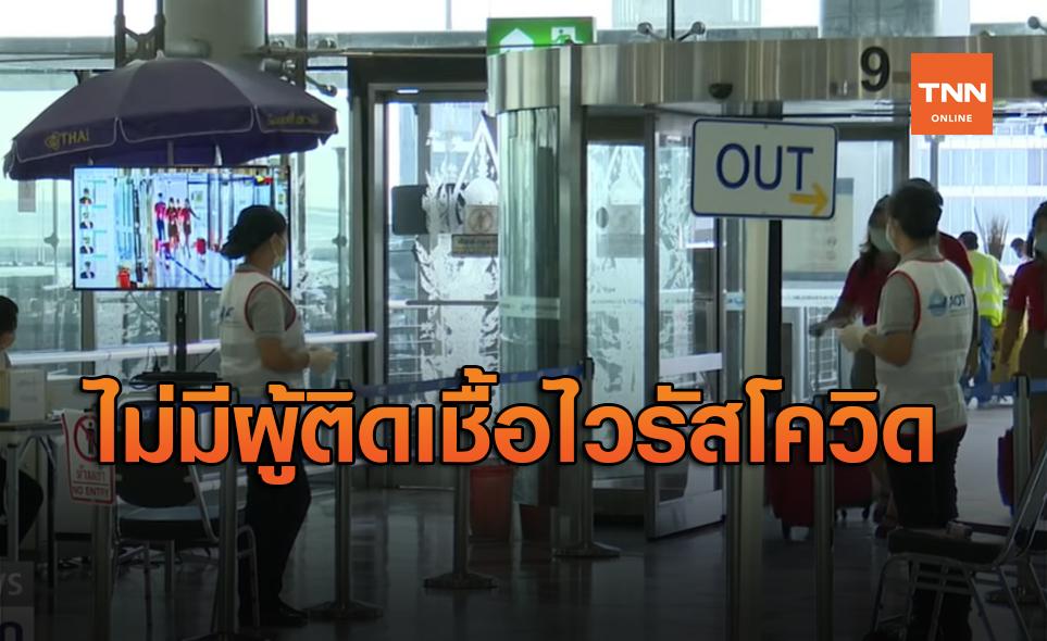 ศบค.เผยวันนี้ไทยไม่มีผู้ป่วยติดเชื้อไวรัสโควิด-19 รายใหม่