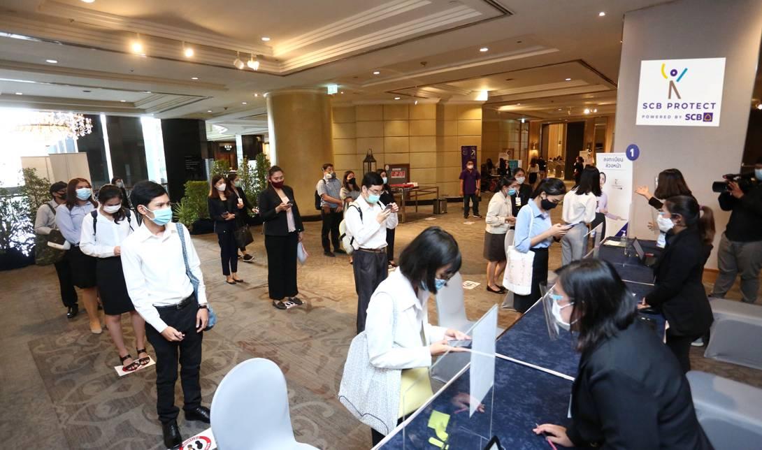 SCB อ้าแขนรับคนตกงาน ช่วยคนไทยสร้างภูมิคุ้มกันทางการเงิน 5,000 อัตรา