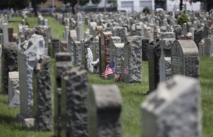 'โควิด-19' ต้นเหตุชาวสหรัฐฯ เสียชีวิตเพิ่มขึ้นมากกว่าปกติ