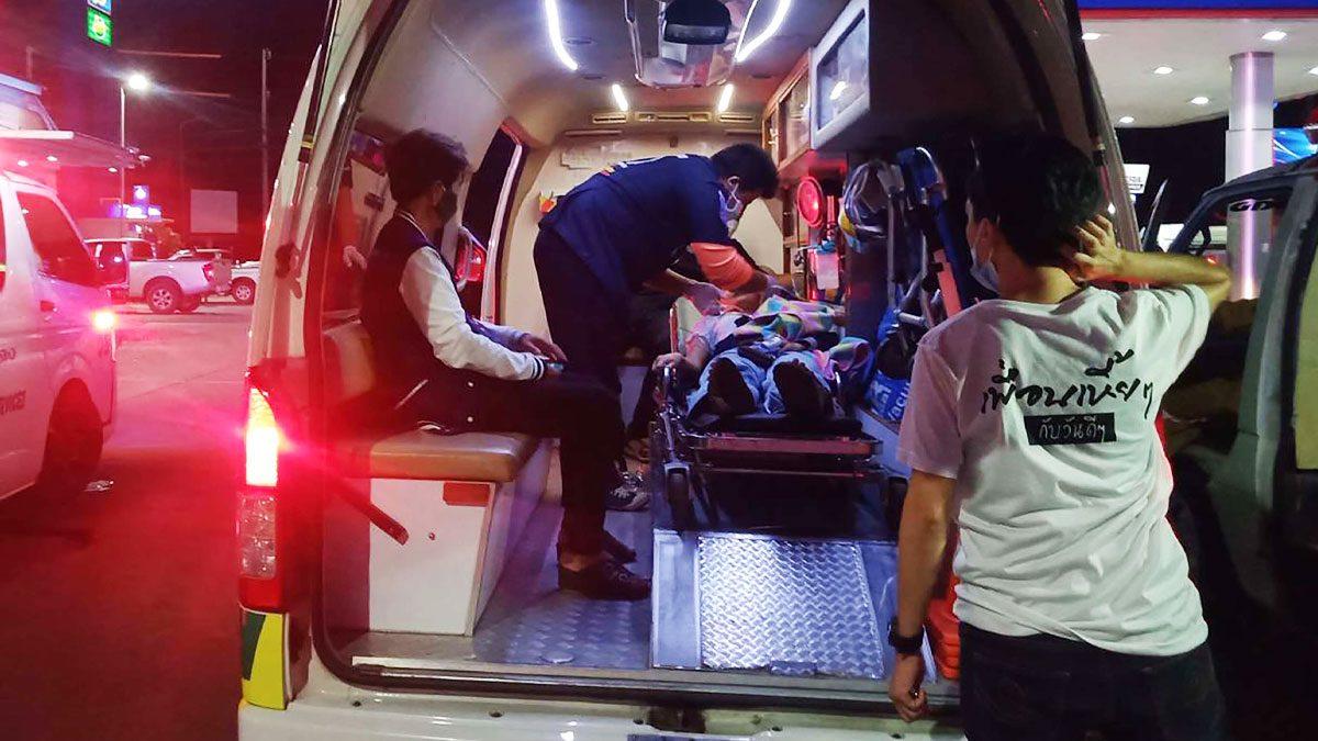 ไขสาเหตุ! ผู้โดยสาร10ชีวิต หมดสติน้ำลายฟูมปาก เพราะสูดทินเนอร์ในรถตู้