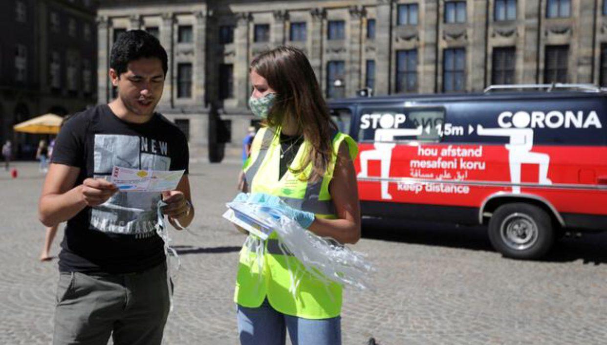 เนเธอร์แลนด์ประกาศคุมเข้มเพิ่ม หวังชะลอโควิดระลอก 2