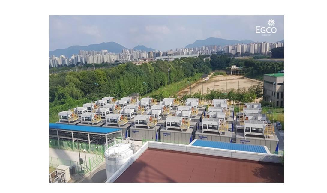 "EGCO เผยโรงไฟฟ้า""กังดง""ในเกาหลีใต้ COD 1 ต.ค.63, เริ่มรับรู้รายได้ Q4"