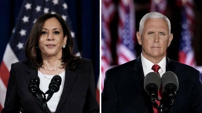 เลือกตั้งสหรัฐฯ : ใครคือ คู่ชิงรองประธานาธิบดี