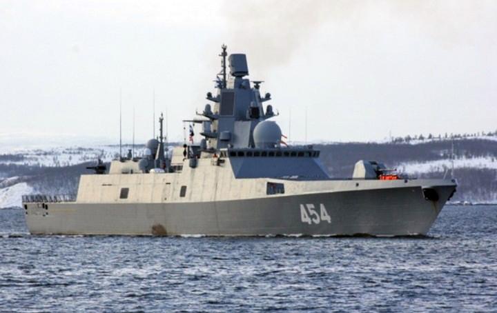 รัสเซียทดสอบยิง 'เซอร์คอน' ขีปนาวุธความเร็วเหนือเสียงสำเร็จ