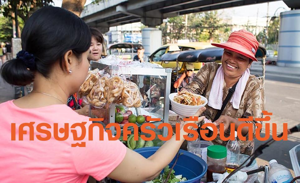 ศูนย์วิจัยกสิกรไทย ชี้ ดัชนีเศรษฐกิจครัวเรือน ก.ย.ดีขึ้นเล็กน้อย