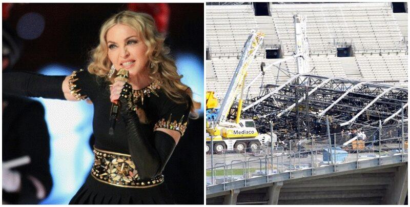 """ศาลฝรั่งเศสเปิดคดี """"เวทีคอนเสิร์ตมาดอนน่าถล่ม""""ในมาร์กเซย์ หลังผ่านไป 11 ปี"""