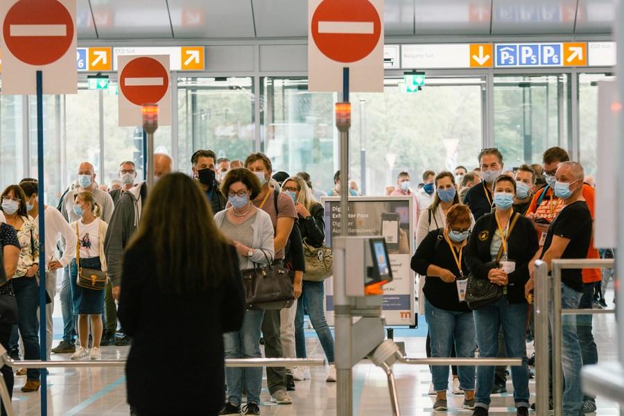 เยอรมนีป่วยโควิด-19 วันเดียว 3,483 ราย หวั่นติดเชื้อเพิ่มวันละหมื่น
