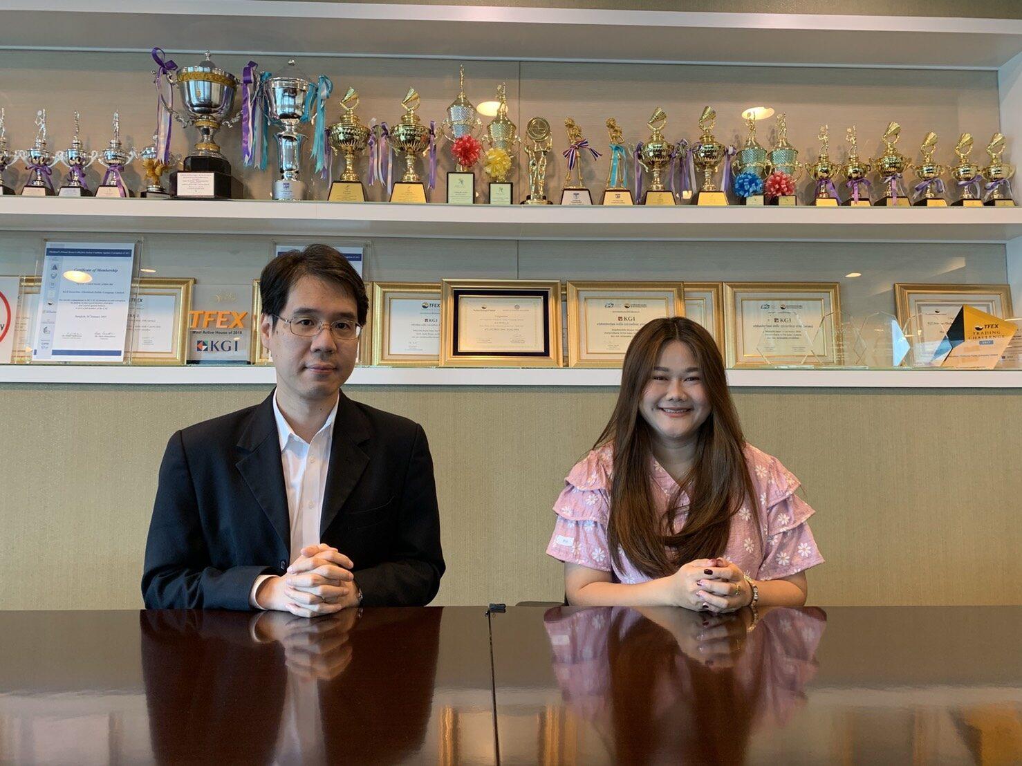 'เคจีไอ' คาดหุ้นไทยพักฐาน หลังปรับขึ้นใกล้ระดับ 1,300 จุด ทำมูลค่าตึงตัว