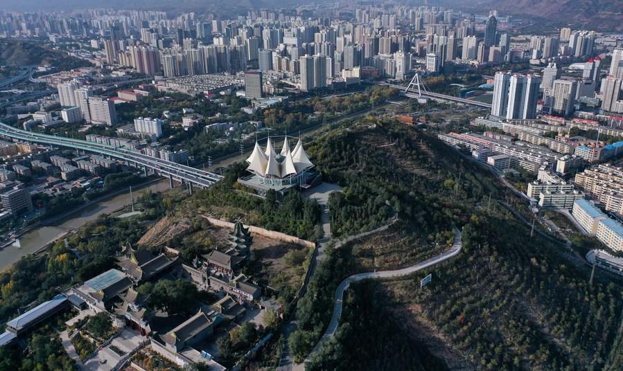 ซีหนิงขยาย 'พื้นที่สีเขียว' พัฒนาสภาพแวดล้อมเมือง