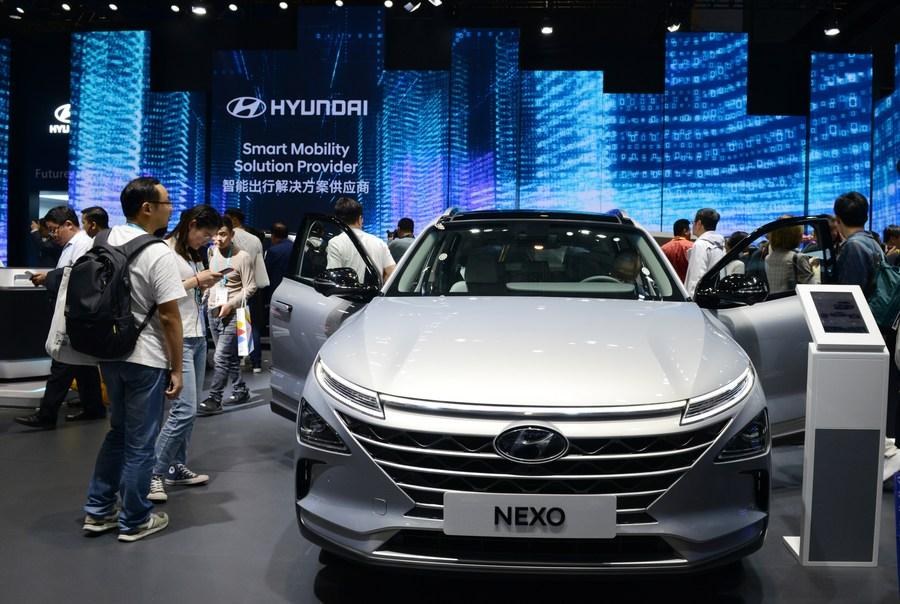 ฮุนไดจ่อสร้าง 'โรงงานเซลล์เชื้อเพลิงไฮโดรเจน' แห่งแรกในจีน