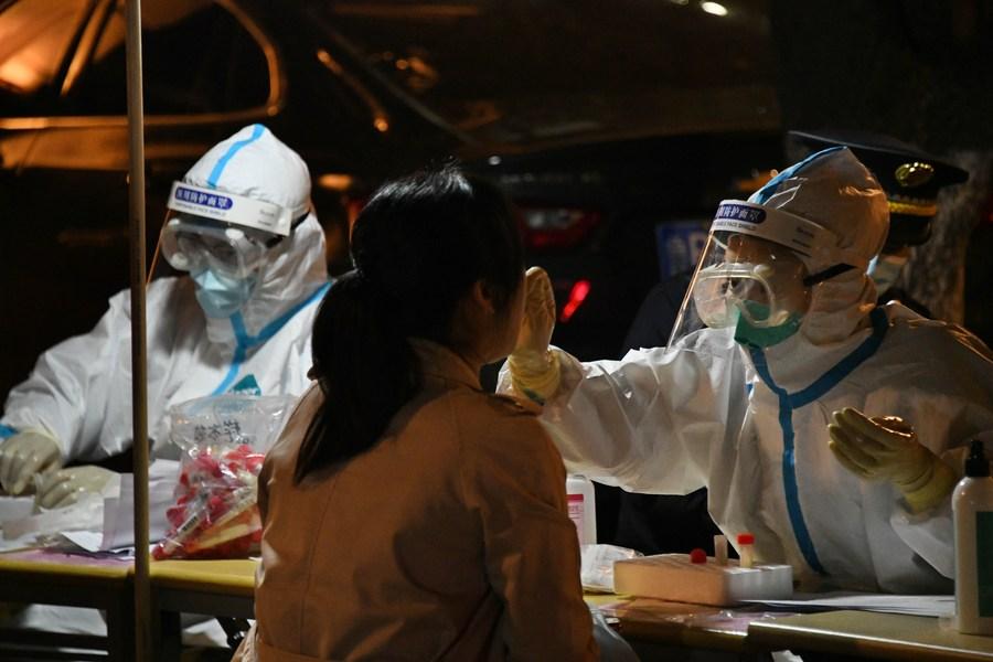ผู้เชี่ยวชาญจีนย้ำความสำคัญ 'หอแยกโรค' สำหรับผู้ป่วยโควิด-19