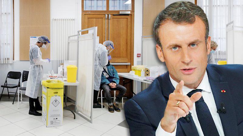 """โควิด : ฝรั่งเศสหวน """"เคอร์ฟิว"""" คุม 22 ล้านคน ห้ามออกนอกบ้าน 3 ทุ่มถึง 6 โมงเช้า"""