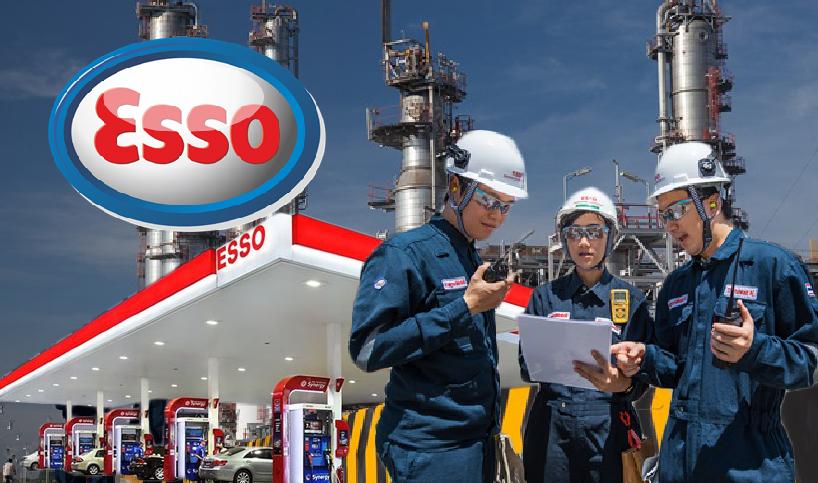 ESSOเล็งทุ่มงบ1.5พันล้าน ขยายปั๊ม-อัพเกรดโรงกลั่น