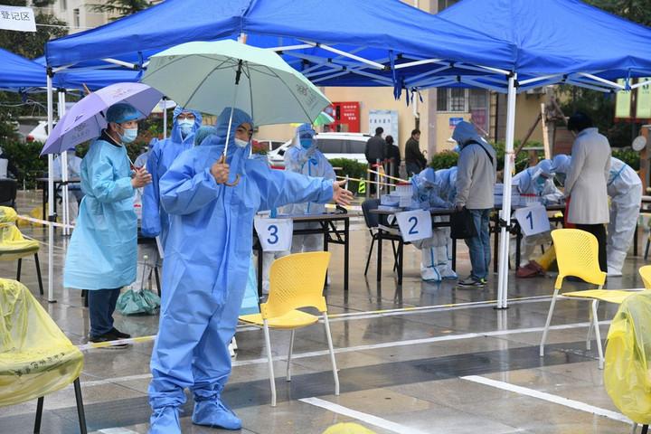 'ซานซี' พบ 41 ราย สัมผัสใกล้ชิดกับผู้ป่วยโควิด-19 ในชิงเต่า ยงไม่พบผลเป็นบวก
