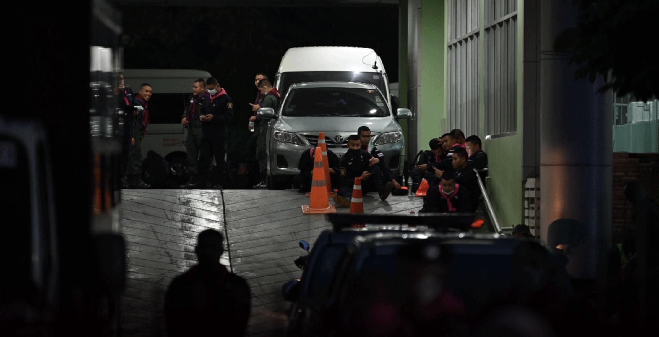 ตำรวจเตรียมพร้อมดูแลความปลอดภัยม็อบอนุสาวรีย์ชัย