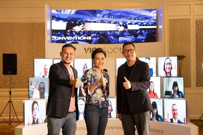 ดุสิตธานี ผนึก Pixel One รุกงานประชุมสัมมนารูปแบบใหม่ VICE ROOM ร่วมประชุมได้เสมือนจริง ปักหมุดไทยเป็น MICE Destination