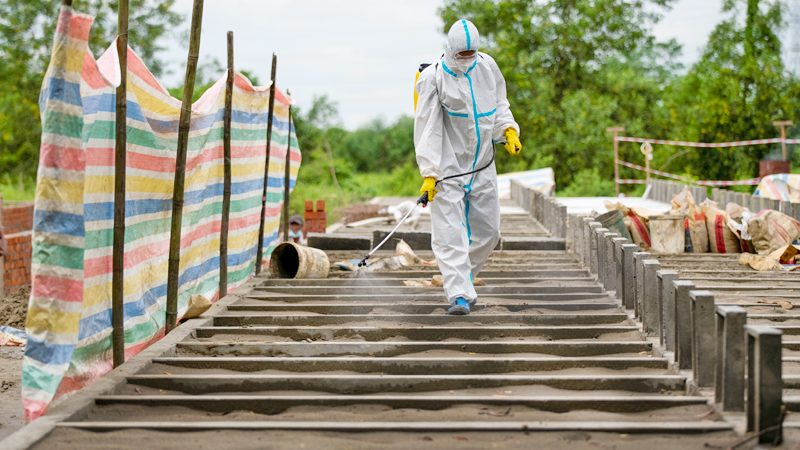 อาเซียนสาหัส! เมียนมาติดเชื้อพุ่ง 40,000 คน กัมพูชา-ลาวป่วยเพิ่ม