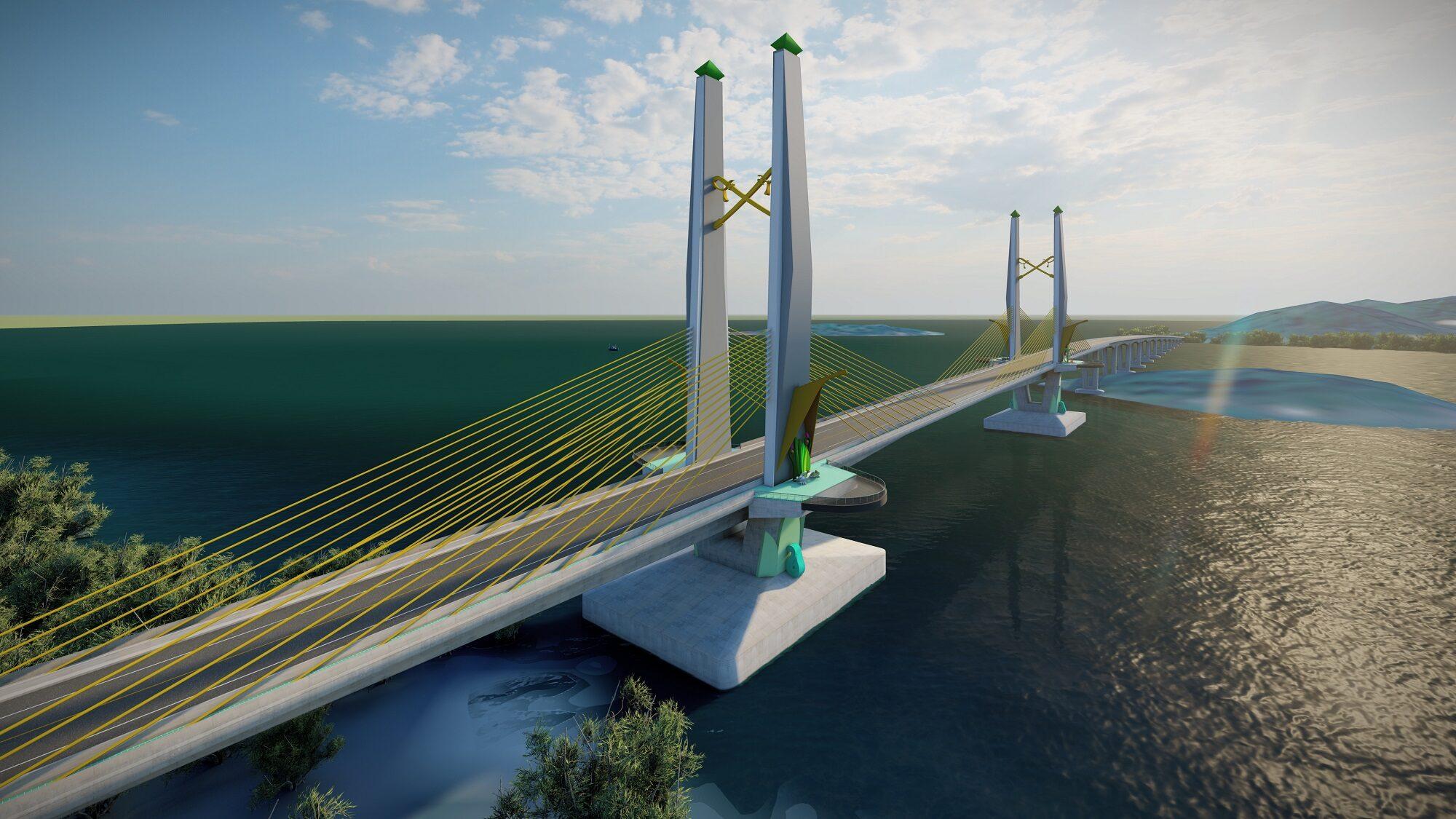 ทช.เดินหน้าผุดสะพานคานขึง เชื่อมเกาะกลาง-เกาะลันตาน้อย 1.9 กม.
