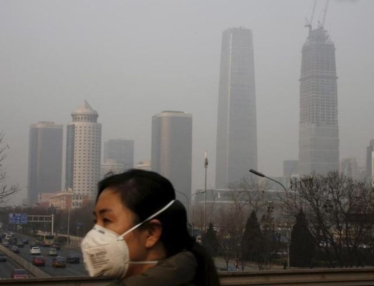 มลพิษทางอากาศโยงยอดตายโควิดทั่วโลก 15%