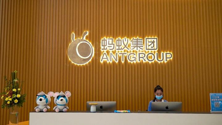 'แอนท์ กรุ๊ป' ทำ IPO ในฮ่องกง ระดมเงินกว่า 1 แสนล้านดอลลาร์
