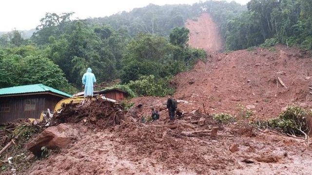เตือน 17 จังหวัด เสี่ยงดินถล่ม-น้ำป่าไหลหลาก พายุโมลาเบ เข้าไทย