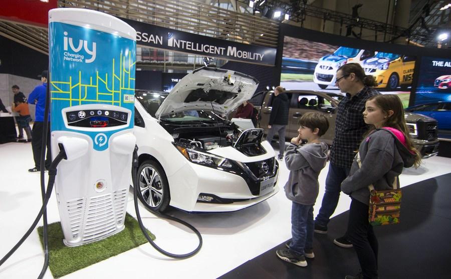 'นิสสัน' เล็งเปลี่ยนไปขาย 'รถยนต์ไฟฟ้า-ไฮบริด' ในทุกตลาดใหญ่