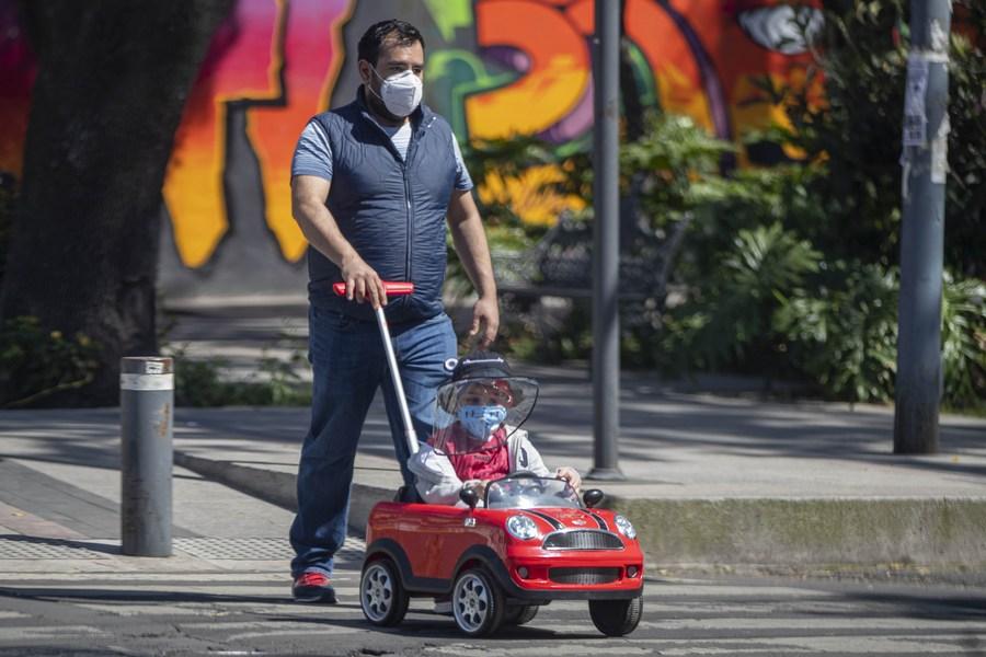 ยอดป่วยโควิด-19 ใน 'เม็กซิโก' สูงเกิน 900,000 ราย