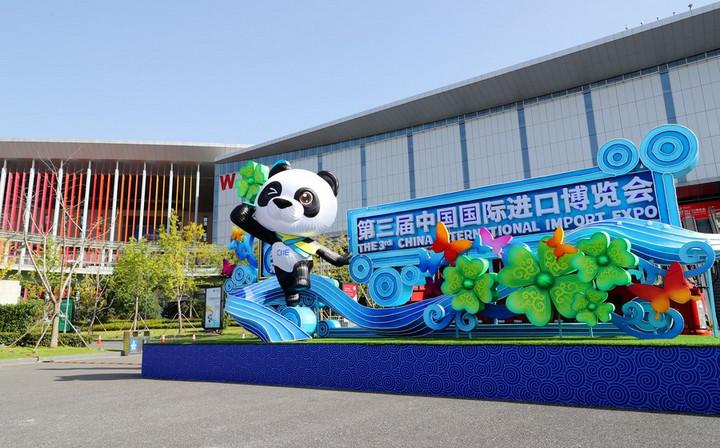 เซี่ยงไฮ้คุมเข้มโควิด-19 ก่อนจัดมหกรรมสินค้านำเข้าครั้งใหญ่