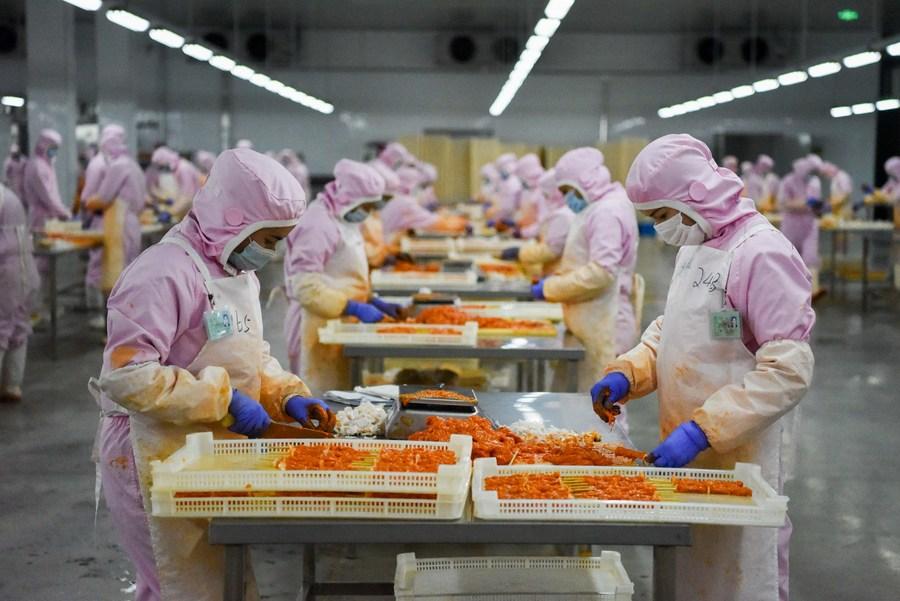 ส่องภารกิจแก้จนในซินเจียง รัฐหนุนเปิดโรงงานเพิ่มรายได้ให้ชาวบ้าน