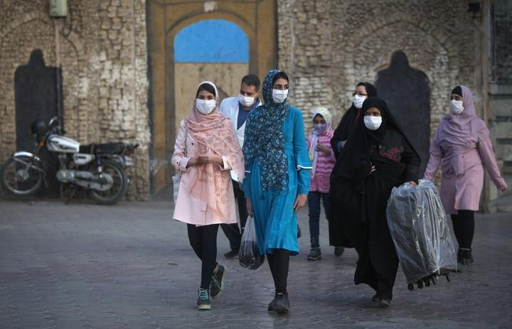 อิหร่านเผยยอดดับโควิด-19 พุ่งสูงเป็นประวัติการณ์