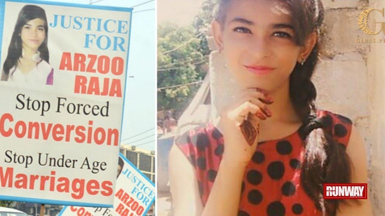 ช่วยเด็กหญิงอายุ13 ถูกอุ้มบังคับแต่งงานเจ้าบ่าววัย44 คดีอื้ออึงปากีฯ