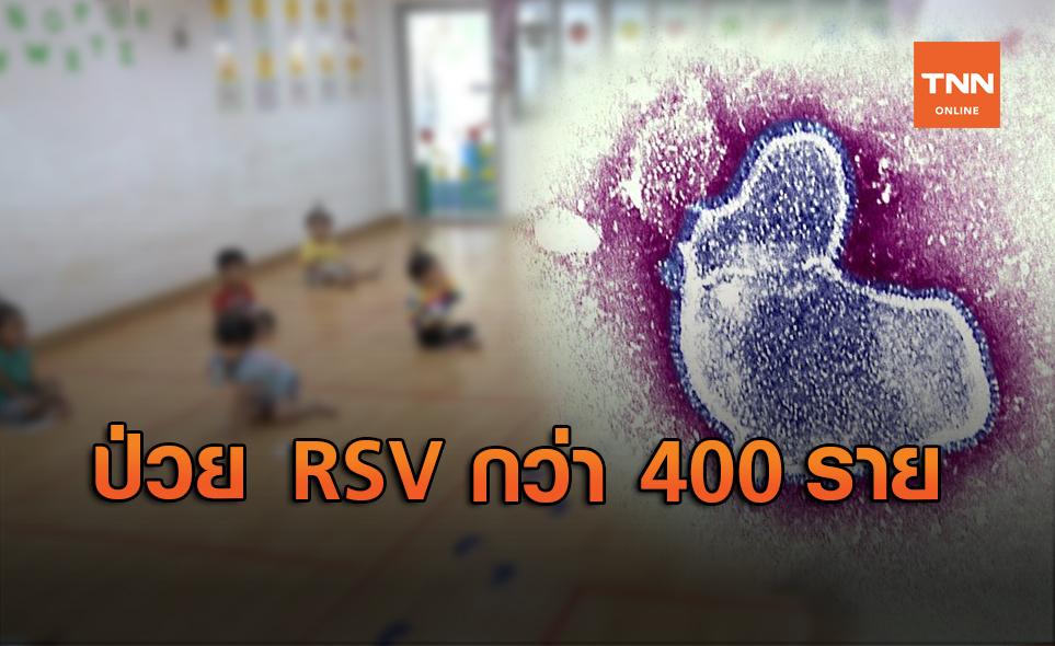 ขอนแก่นผวา! เด็กติดเชื้อไวรัส RSV แล้วกว่า 400 ราย
