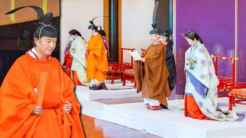 """ญี่ปุ่นชื่นมื่น! จักรพรรดินารุฮิโตะสถาปนา """"เจ้าชายฟูมิฮิโตะ"""" เป็นรัชทายาท"""